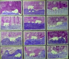 that artist woman: Polar Bears Revisited Very involved, would need more than 30 mins