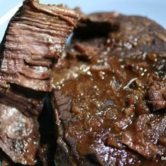 CROCK POT LONDON BROIL Recipe - (4.5/5)