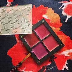#помада #палетка #lipstick #lippenstift #palette #inglot #lips #lippen #beauty #maleup #bblogger #instablogger #orsay #feelmakeup My Blog / мой блог http://feelmakeup.com