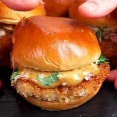 Tag someone who'd smash the MOB Katsu Burger 🍔 Kitchen Recipes, Cooking Recipes, Mob Kitchen, 1 Gif, Chicken Sandwich, Salmon Burgers, Main Dishes, Sandwiches, Dinner Recipes