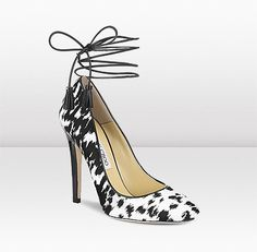 Jimmy Choo...beautiful heels.