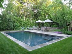 Stock Tank Swimming Pool Ideas, Get Swimming pool designs featuring new swimming pool ideas like glass wall swimming pools, infinity swimming pools, indoor pools and Mid Century Modern Pools. Find and save ideas about Swimming pool designs. Backyard Retreat, Backyard Patio, Outdoor Pool, Backyard Landscaping, Landscaping Ideas, Outdoor Spaces, Landscaping Blocks, Landscaping Software, Swimming Pool Landscaping