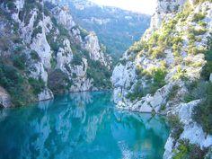 Gorges du Verdon / Verdon Gorge / Verdonschlucht, Provence