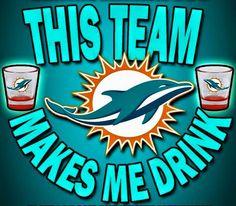 Damn Dolphins