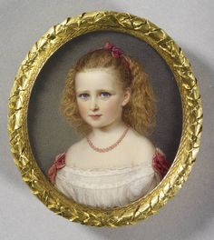 Reginald Easton,       Princess Elizabeth of Hesse and by Rhine, later Grand Duchess Serge, since 1981 Holy Martyr Yelizaveta Fyodorovna   1868