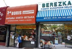 Beyond Brighton Beach: The Russian Communities of New York City
