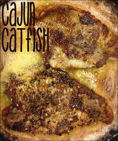 Cajun Blackened Fish Recipe