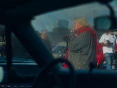 The red scarf. — jocelen janon