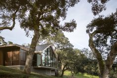 We love working with architects that have great visions and can foster a responsible cohabitation of the land. The Pinon Ranch in Portola Valley,  California was conceived by the fantastic team at Field Architecture. #architecture #caobagram