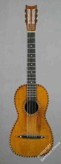 Kresse guitars | Archive // Detail