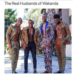 Among a host of new styles and designs are these Trendy African Print Designs For Classy Men especially Africans. The attractive vibrant prints fit anywhere Fine Black Men, Handsome Black Men, My Black Is Beautiful, Black Boys, Fine Men, Beautiful Men, African Men, African Fashion, African Suits