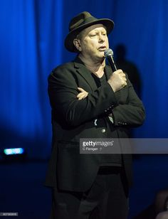 Comedian Darrell Hammond performs on the Humor Me Stage during the 2016 KAABOO Del Mar at the Del Mar Fairgrounds on September 17, 2016 in Del Mar, California.
