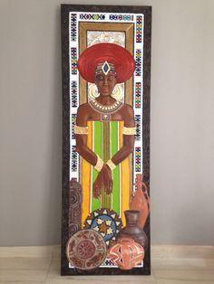 Ethnic Art by Gea von Ammon-Rittner