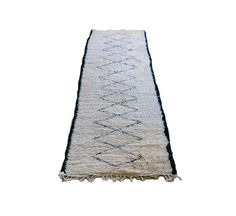 Moroccan BENI OURAIN Rug Mid Century by bringyourownsunshine, $590.00