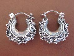 Boucles d'oreilles de Bali. Argent 925 de Ami Bali Jewelry sur DaWanda.com