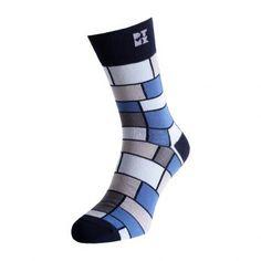 Silver Socks, Shops, Funky Socks, Fancy, Happy Socks, Mondrian, Fashion, Moda, Tents