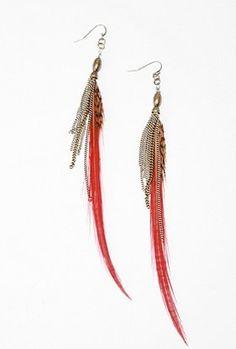 inspiration diy earrings (jacquie aiche)