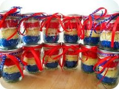 All Things Cheilsea: Mason Jar Layered Cupcakes & Cake Pops