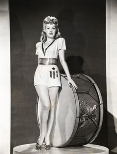 Betty Grable 1942
