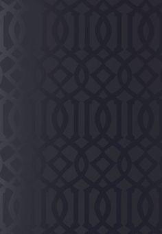 Black Wallpaper For Walls print & pattern} gothic black wallpaper | art & design {pattern