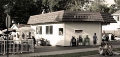Nelson's Ice Cream, Stillwater, MN