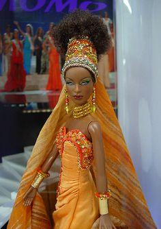 Miss Djibouti 2011