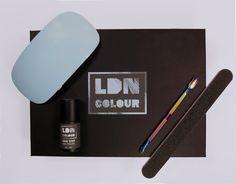 LDN Colour Gel Nail Kit