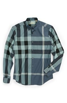 Burberry Brit 'Fred' Sport Shirt available at #Nordstrom