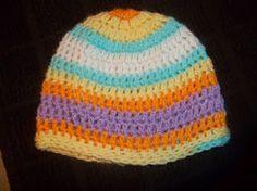 Photo          I enjoy making hats.