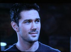 The way Nathan looks at Maxie  *swoon* #Naxie #GH