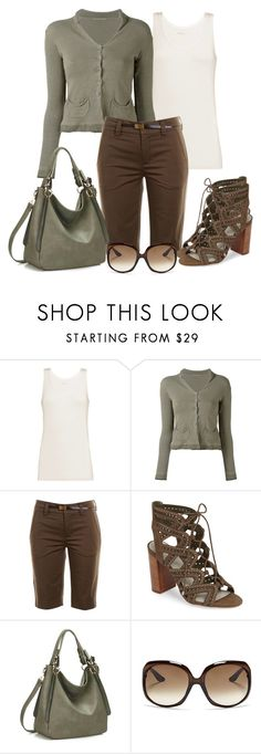 """""""Untitled #1495"""" by gallant81 ❤ liked on Polyvore featuring Majestic, TRANSIT, Vince, 1.State and Christian Dior"""