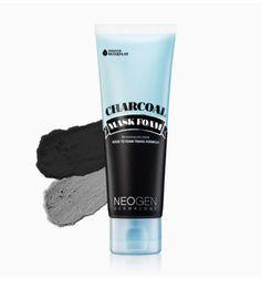 NEOGEN Dermalogy Charcoal Mask Foam 100g  #NeogenDERMALOGY  URL : http://amzn.to/2mOD07b Discount Code :  QP4BKMDQ