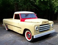 1956 Powell Pick-Up (Tonka Truck?)
