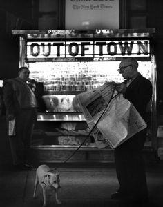 Clemens Kalischer, Times Square, New York, 1949