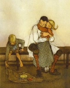 Lisbeth Zwerger, Hansel and Gretel Wonderful illustrator