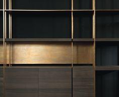 Henge -CAGE -C - Henge - furniture home design Shelving Design, Shelf Design, Cabinet Design, Cabinet Furniture, Furniture Design, Luxury Furniture, Furniture Outlet, Discount Furniture, Office Furniture