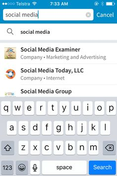 LinkedIn Unveils Re-Vamped Mobile App, Upgraded Features | Social Media Today