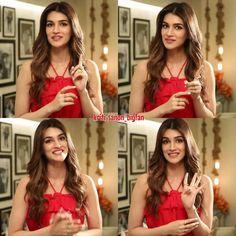 Kriti Sanon giving tips for dates Natural Beauty Tips, Organic Beauty, Eyeshadow Tips, Bollywood Actress Hot, Bollywood Stars, 22 November, Skincare Blog, Cute Girl Pic, Bridal Beauty