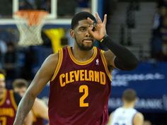 Cleveland Cavaliers Kyrie Irving