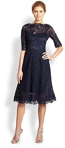 Teri Jon Lace Dress