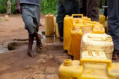 The story behind the Jerry can. | blog | charity: water