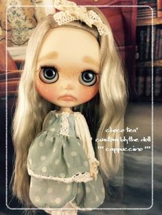 choco tea* カスタムブライス ***cappuccino*** - Auction - Rinkya