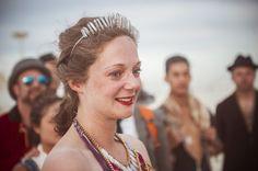 Impromptu Burning Man Vow Renewal