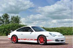 Porsche 996 GT3 RS mit Sondereinbauten. Umgebaut als Sport- und Rennfahrzeug mit 25CRMO4 Einschweißzelle.