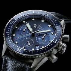 BLANCPAIN Fifty Fathoms Bathyscaphe Limited