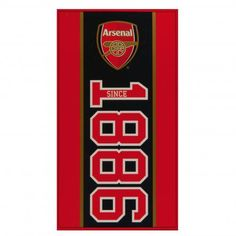 Official Arsenal Towel Since 1886 Large Bath Gift Shower Beach Towel Large Baths, Uk Football, English Premier League, Arsenal Fc, Sports Equipment, Shower Gifts, Beach Towel, Ebay, Towels