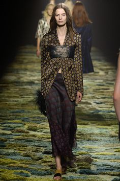 Dries Van Noten Spring 2015. See the whole collection on Vogue.com.