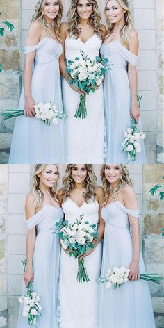 13c5d9302032 Eva Longoria Dusty Blue Strapless Beach Boho Cheap Bridesmaid Dress With Beaded  Sash Maid Of Honor Wedding Party Gown Jenny Yoo Annabelle Bridesmaids ...