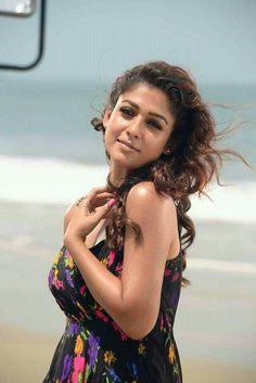 Nayantara hot looking Indian Actress Gallery, South Indian Actress, Most Beautiful Indian Actress, Beautiful Actresses, Bollywood Fashion, Bollywood Actress, Tamil Actress, Nayanthara Hairstyle, Nayantara Hot