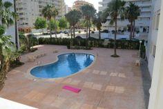 Schönes Apartment direkt am Strand (20m) mit herrlichem Ausblick auf das Meer und Zugang zum Gemeinschaftspool.